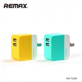 Product 3.1A 2 USB Charger Angle RMT6288